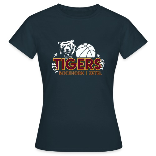 BSG Tigers - Frauen T-Shirt