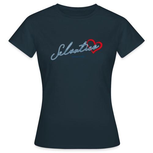 Selvatico_cuore - Maglietta da donna