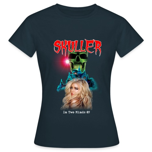 skuller in two minds 89' tour t shirt - Women's T-Shirt