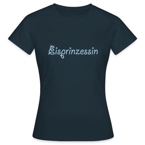 Eisprinzessin, Ski Shirt, T-Shirt für Apres Ski - Frauen T-Shirt