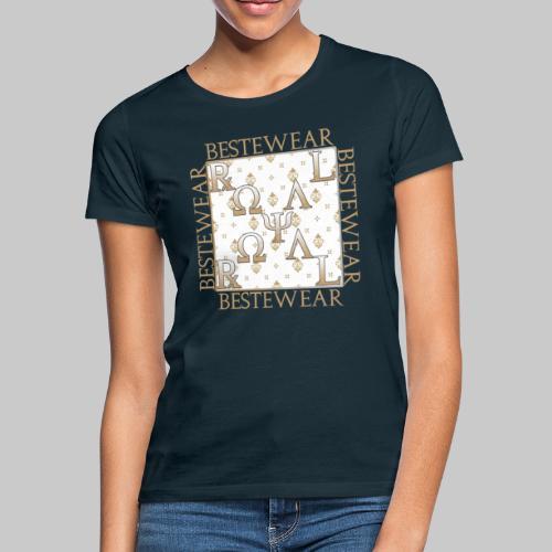 #Bestewear - Royal Line RR - Frauen T-Shirt