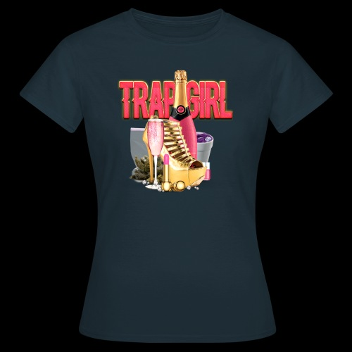 TRAPGIRL - Frauen T-Shirt