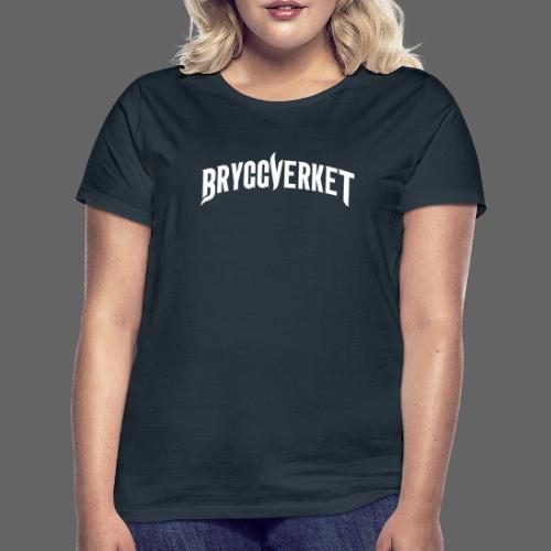 Bryggtrash - T-shirt dam