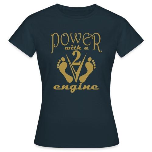 v2a - T-shirt Femme