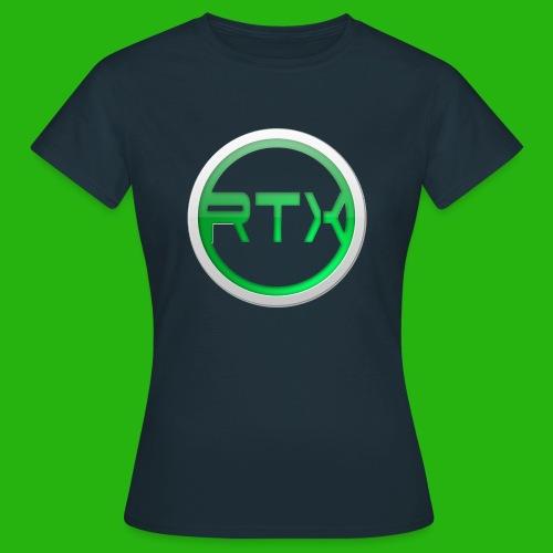 Logo SnapBack - Women's T-Shirt