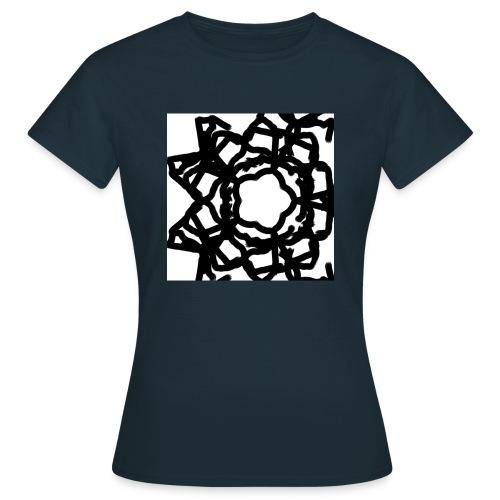 Sternenblume - Frauen T-Shirt