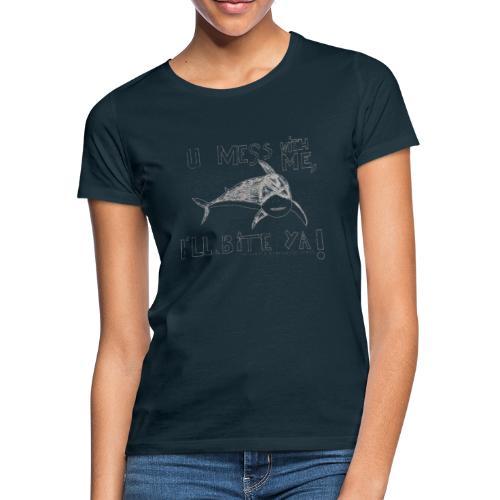 Dekanomi hai - Naisten t-paita