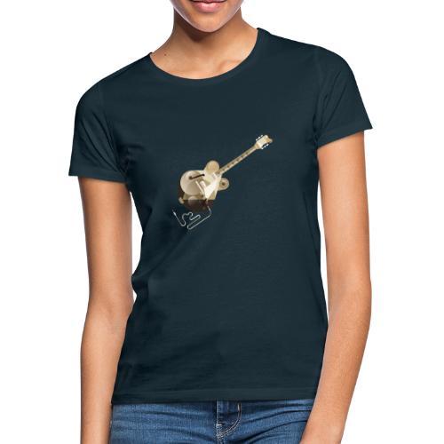 Guitare - T-shirt Femme