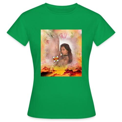 Herbstsinfonie - Frauen T-Shirt