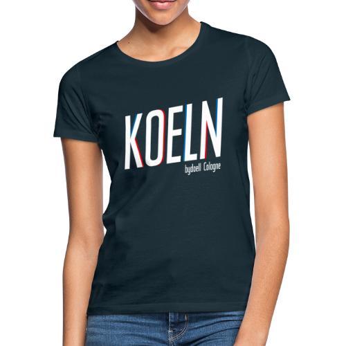 Koeln Basic - Frauen T-Shirt