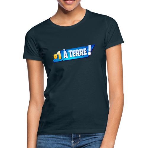 a terre - T-shirt Femme