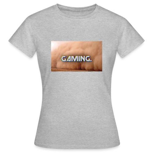 GamingDust LOGO - Women's T-Shirt