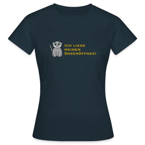 Süßes Kätzchen - Frauen T-Shirt