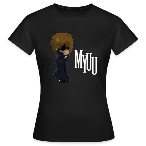 Chibi Myuu - Women's T-Shirt