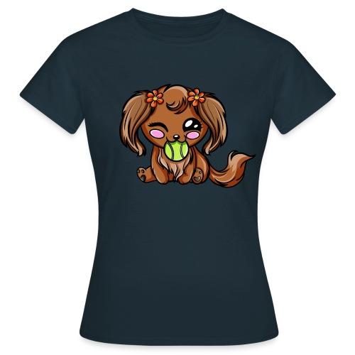 Puppy Dog Kawaii - T-shirt Femme