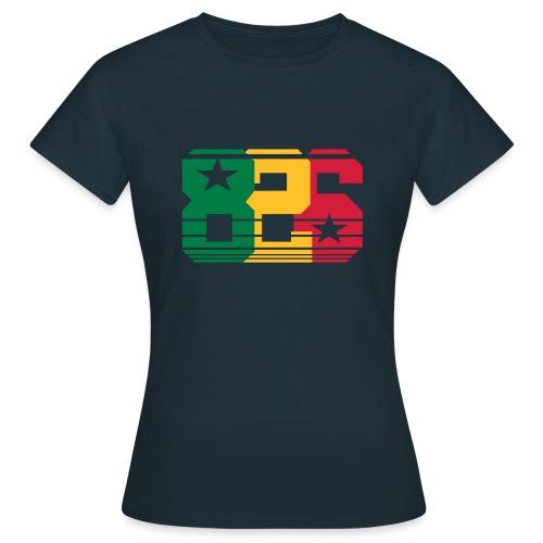 826 Jamaica - Camiseta mujer