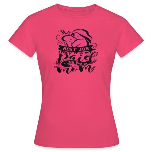 Ilovetobemom - Camiseta mujer
