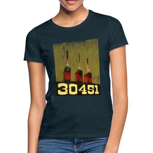 Stadtansichten Hannover Enercity - Frauen T-Shirt