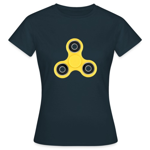 Hand Spinner - T-shirt Femme