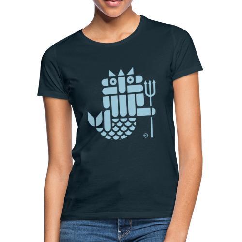 BD Neptun - Frauen T-Shirt