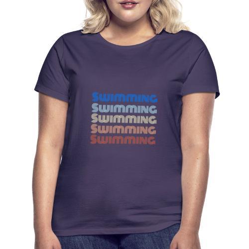 Swimming - Maglietta da donna