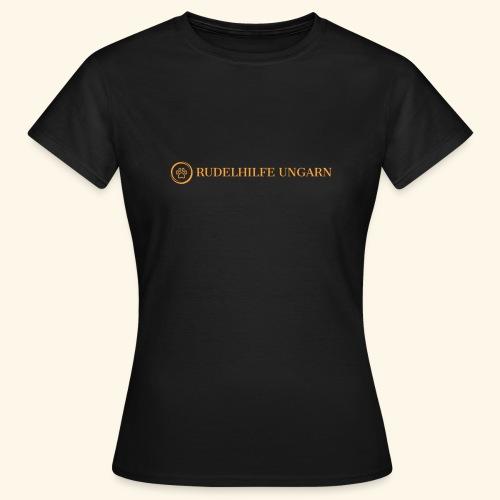 Rudelhilfe Logo - Frauen T-Shirt