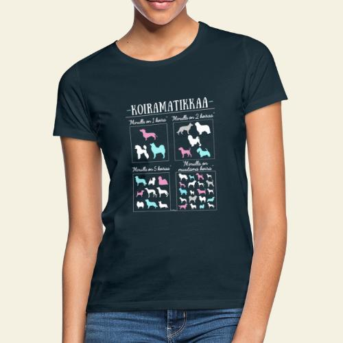 Koiramatikkaa II - Naisten t-paita