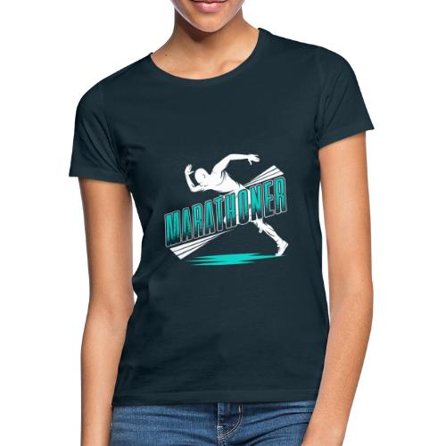 Marathoner - Frauen T-Shirt