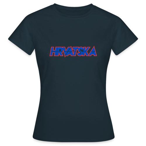 HRVATSKA - Women's T-Shirt