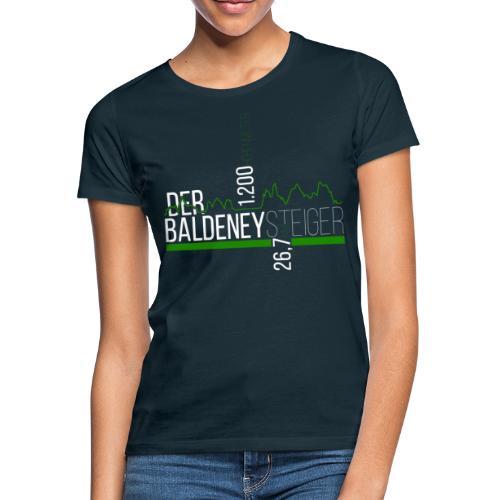 BALDENEYSTEIGER - Frauen T-Shirt