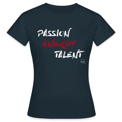 PASSION DANSE - T-shirt Femme