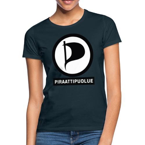 Piraattipuolue - Naisten t-paita