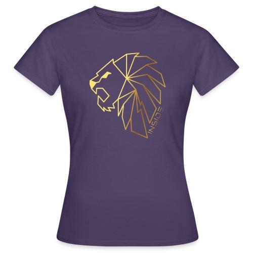 Löwe, Lion Inside - Frauen T-Shirt