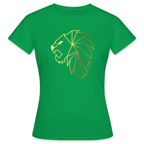 Löwe, Lion Inside - Frauen T-Shirt