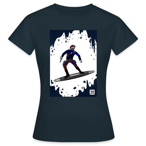 Agent Vespas - T-shirt Femme