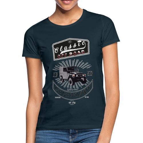 Classics Off Road FJ40 1960 - Camiseta mujer