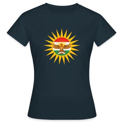 eagle sun png - Frauen T-Shirt