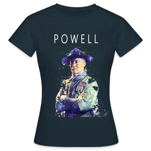 Powell -blanc- - T-shirt Femme