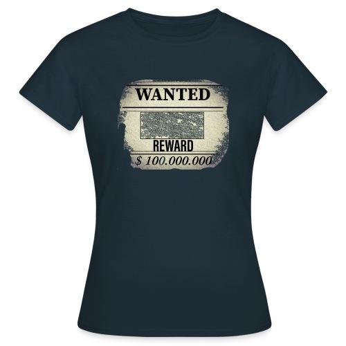 wanted - T-shirt Femme