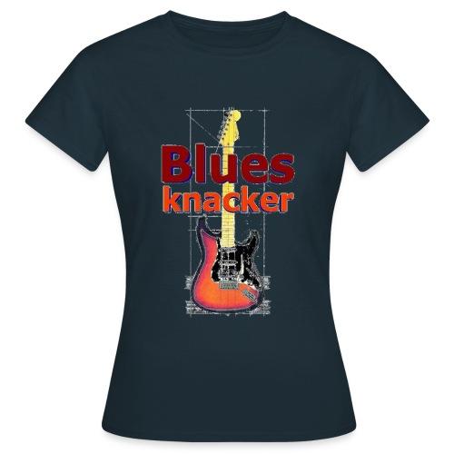 bk transpbig - Frauen T-Shirt