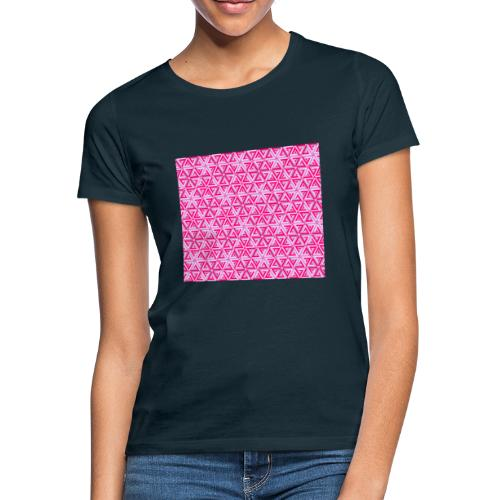 impossible pink - T-shirt Femme