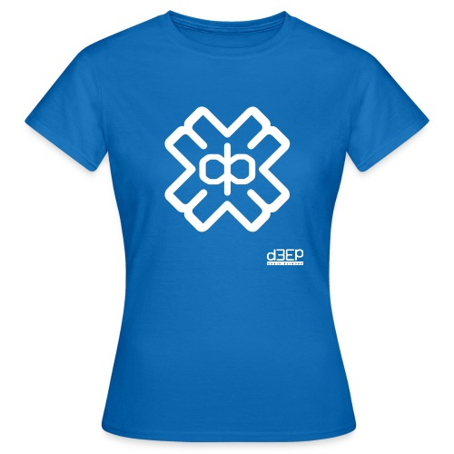 July D3EP Blue Tee - Women's T-Shirt