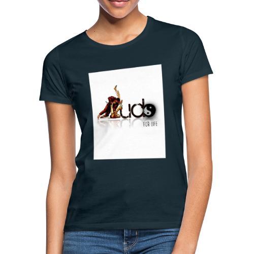 Judo for life - Frauen T-Shirt