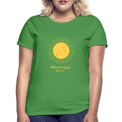 leo zodiac t shirt design maker 1426c - Dame-T-shirt