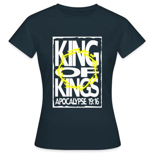 KoKApoWhite - T-shirt Femme