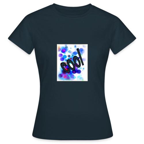 Text Design - 'Cool' - Women's T-Shirt