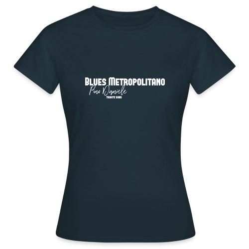 BM logo bianco - Maglietta da donna