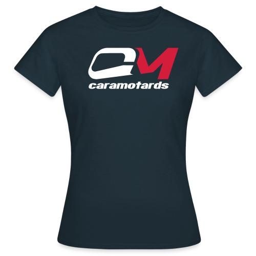 logo bleu cm2012 - T-shirt Femme