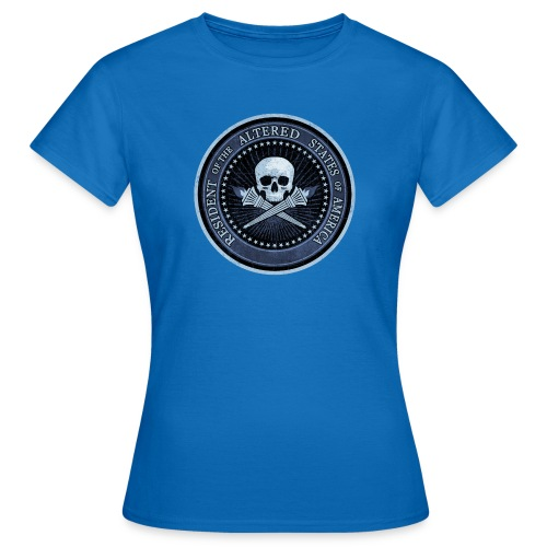 RESIDENT OF THE ALTERED STATES OF AMERICA. - Women's T-Shirt
