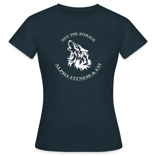 Alpha fitness & Co - Women's T-Shirt